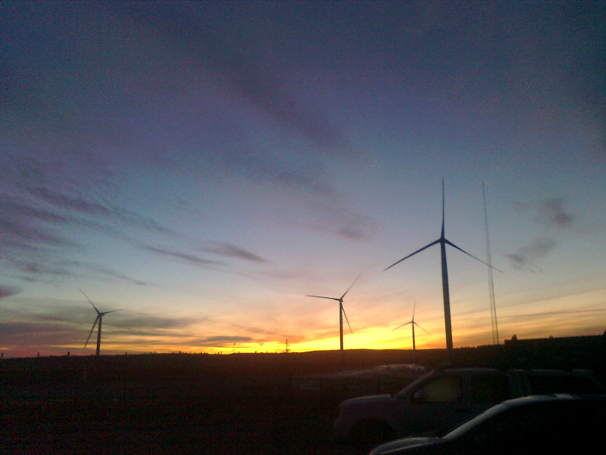Ballybay, Foyle and Cnoc Wind Farms