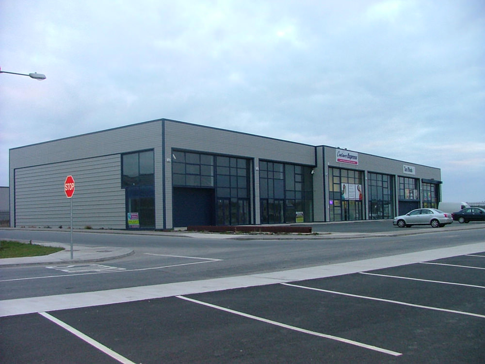 Riverstown Industrial Estate, Tramore