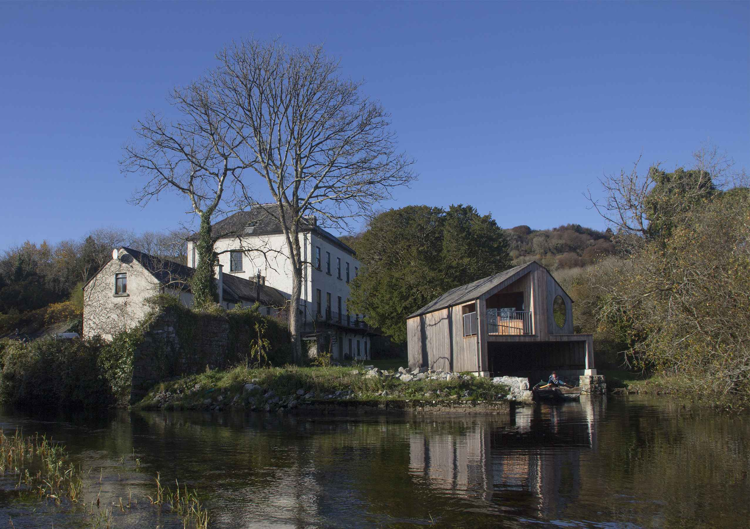 New Boathouse, Clifden House, Corofin, Co. Clare