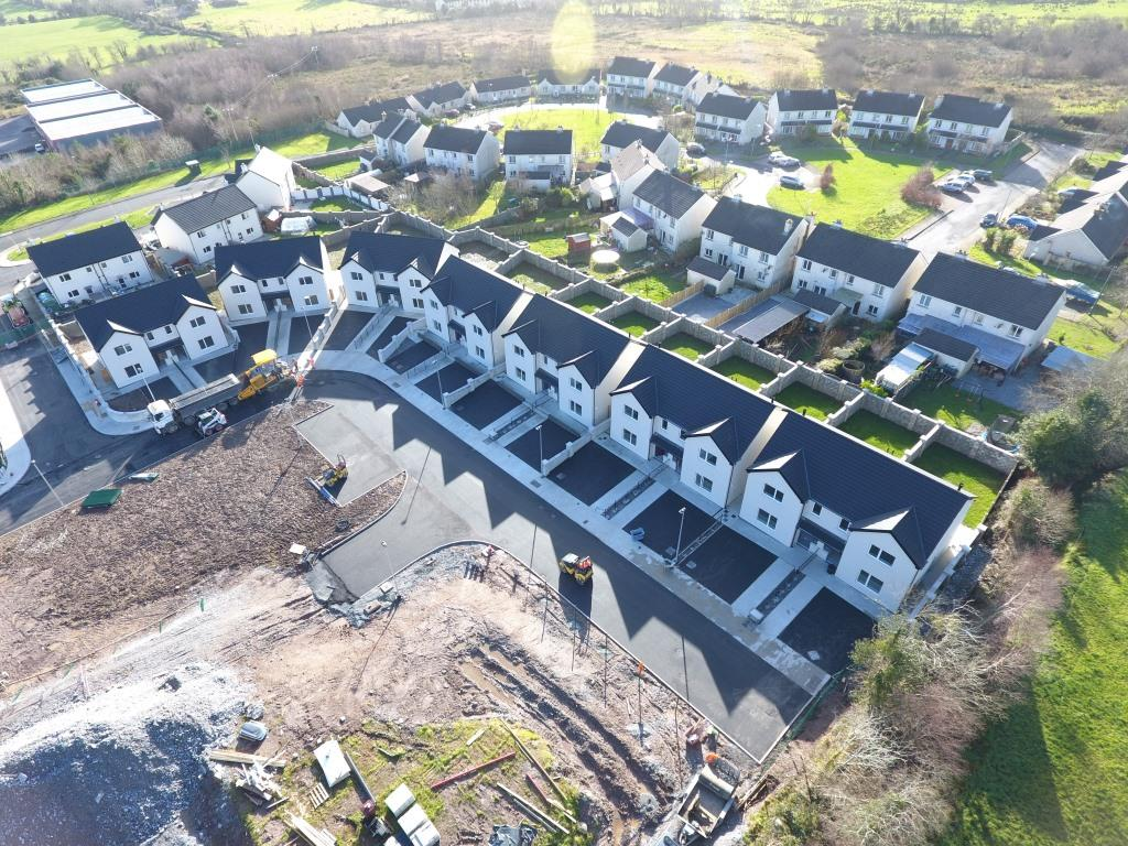 Housing at Kenmare, Co. Kerry